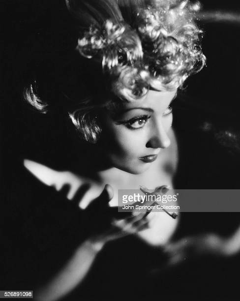 Actress Ann Sothern stars in the 1934 films Hell Cat Melody in Spring and Let's Fall in Love