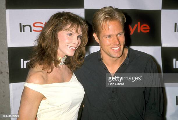 Actress Ann Turkel and Actor Steve Wilder attend In Style Magazine's Annual 'What's Sex Now' September Issue on September 17 1998 at Center West in...