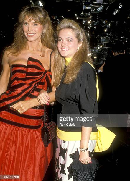 Actress Ann Turkel and Socialite Cornelia Guest attend the Party to Celebrate the Launch of the Men's Cologne 'Carrington' Inspired by the Television...