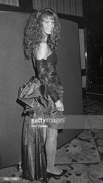 Actress Ann Turkel attending 13th Annual Tennis Awards on December 1 1987 at the New York Hilton Hotel in New York City New York
