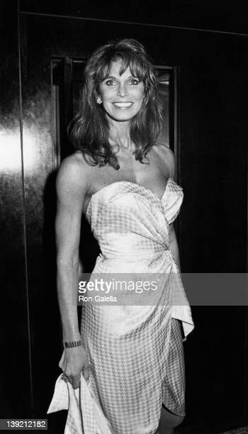 """Actress Ann Turkel attending """"ABC TV Celebration '85 Party"""" on May 8, 1985 at the New York Hilton Hotel in New York City, New York."""