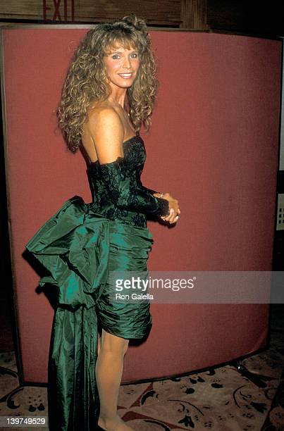 Actress Ann Turkel attends the 13th Annual Association of Tennis Professionals Awards on December 1, 1987 at the New York Hilton Hotel in New York...