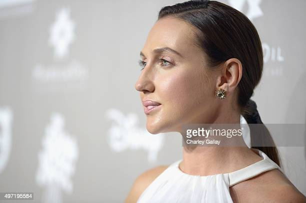 Actress Anna Anissimova attends the 2015 Baby2Baby Gala presented by MarulaOil Kayne Capital Advisors Foundation honoring Kerry Washington at 3LABS...