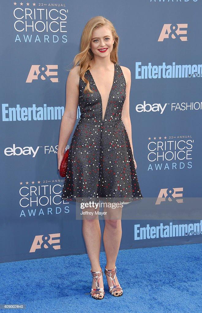 The 22nd Annual Critics' Choice Awards - Arrivals : Photo d'actualité