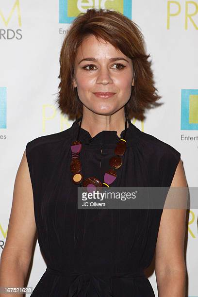 Actress Anna Belknap attends the 17th Annual Prism Awards at Beverly Hills Hotel on April 25 2013 in Beverly Hills California