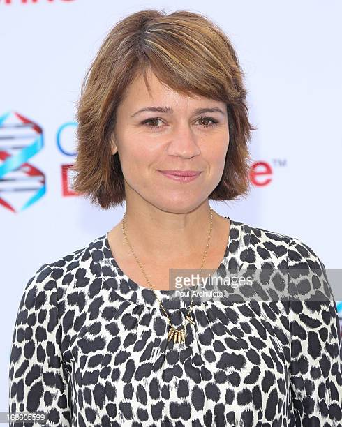 Actress Anna Belknap attends the 2013 Duchenne Gala at Sony Pictures Studios on May 11 2013 in Culver City California