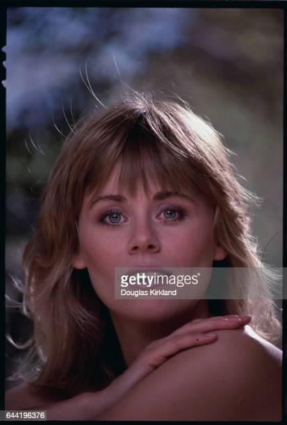 Actress Anna Bjorn