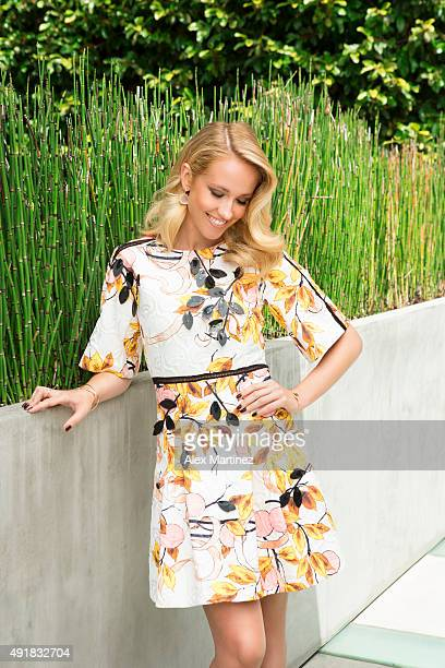Actress Anna Camp is photographed for Eide Magazine on May 5, 2015 in Los Angeles, California. PUBLISHED IMAGE.