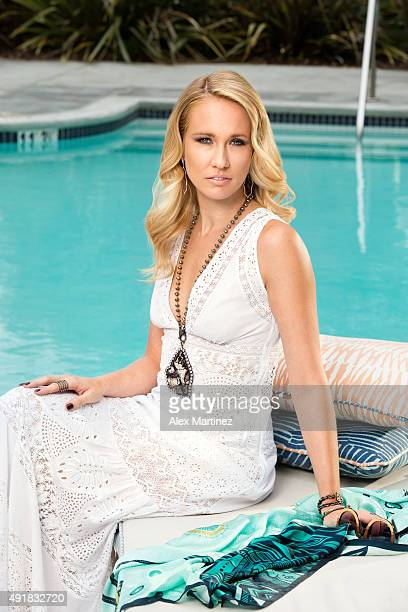 Actress Anna Camp is photographed for Eide Magazine on May 5 2015 in Los Angeles California