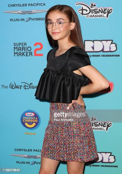 Actress Anna Cathcart attends the 2019 Radio Disney Music Awards at CBS Studios Radford on June 16 2019 in Studio City California