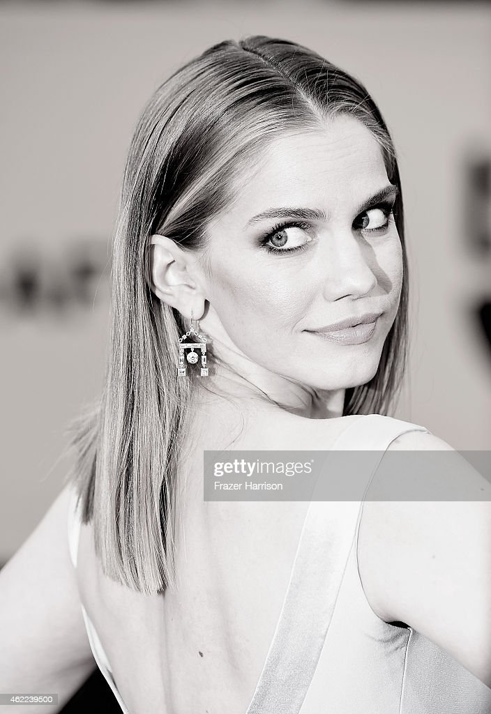 . Actress Anna Chlumsky attends the 21st Annual Screen Actors Guild Awards at The Shrine Auditorium on January 25, 2015 in Los Angeles,California.