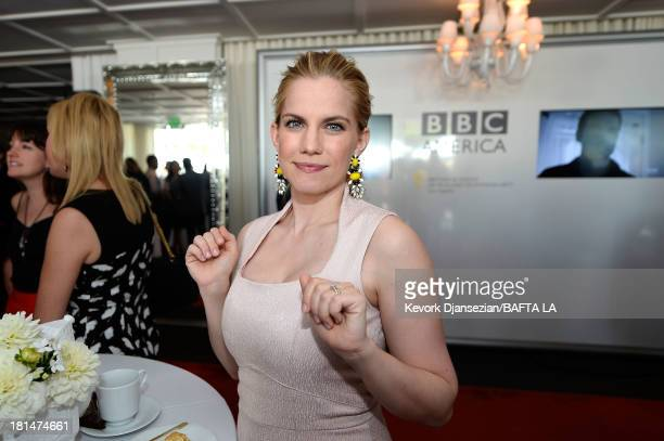 Actress Anna Chlumsky attends the BAFTA LA TV Tea 2013 presented by BBC America and Audi held at the SLS Hotel on September 21 2013 in Beverly Hills...