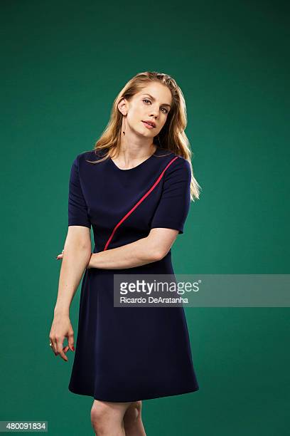 Actress Anna Chlumsky is photographed for Los Angeles Times on June 10, 2015 in Los Angeles, California. PUBLISHED IMAGE. CREDIT MUST READ: Ricardo...