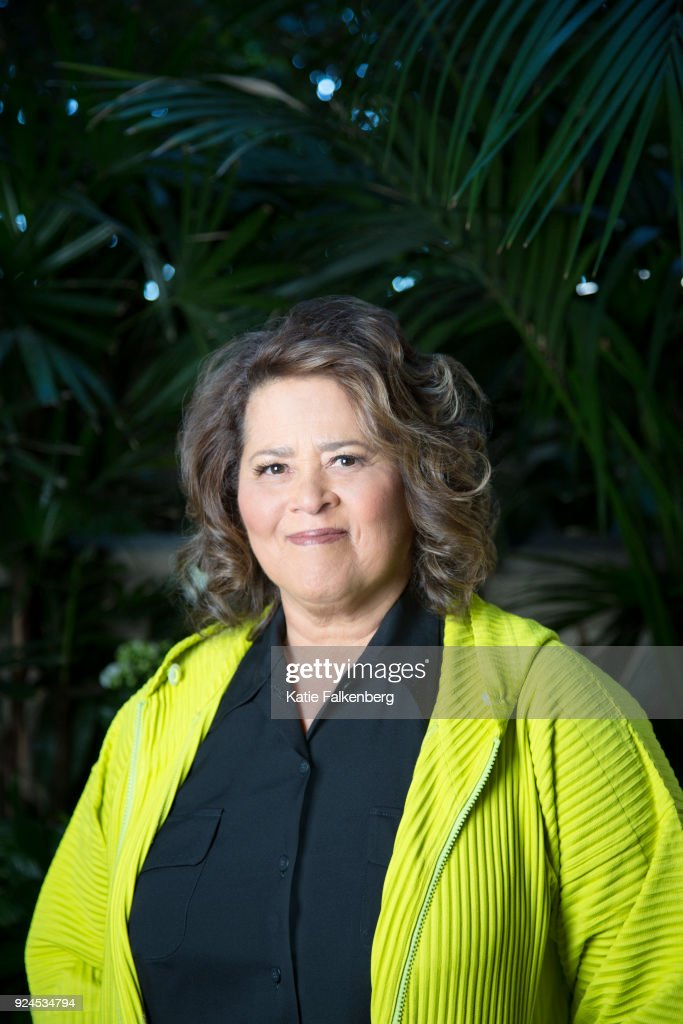 Anna Deavere Smith, Los Angeles Times, February 18, 2018