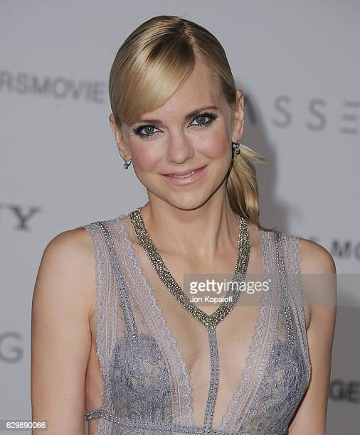 Anna Faris Stock Photo...