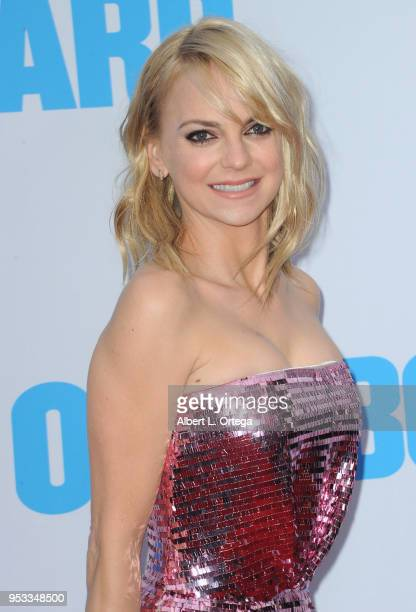 Actress Anna Faris arrives for the Premiere Of Lionsgate And Pantelion Film's Overboard held at Regency Village Theatre on April 30 2018 in Westwood...