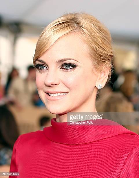 Actress Anna Faris attends The 22nd Annual Screen Actors Guild Awards at The Shrine Auditorium on January 30 2016 in Los Angeles California 25650_018