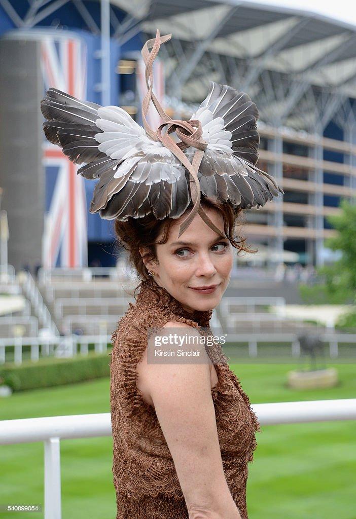 Royal Ascot 2016 - Fashion Day 4 : News Photo