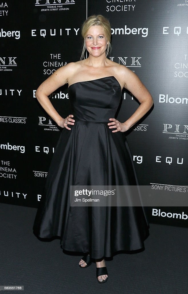 "The Cinema Society With Bloomberg & Thomas Pink Host A Screening Of Sony Pictures Classics' ""Equity"" - Arrivals"
