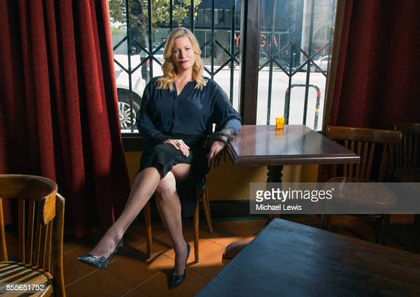 Actress Anna Gunn photographed for New York Observer on July 20 in Los Angeles California