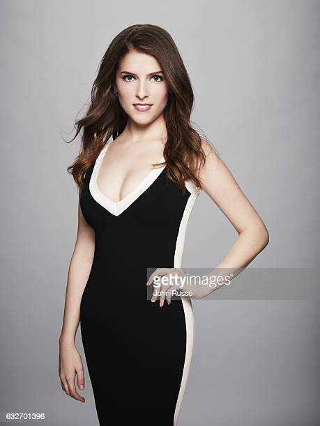 Actress Anna Kendrick is photographed for 20th Century Fox on June 1 2016 in Los Angeles California