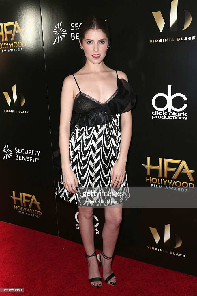 20th Annual Hollywood Film Awards - Press Room