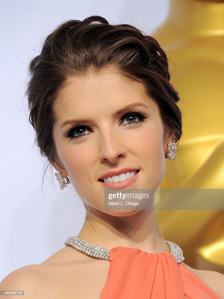 87th Annual Academy Awards - Press Room : News Photo
