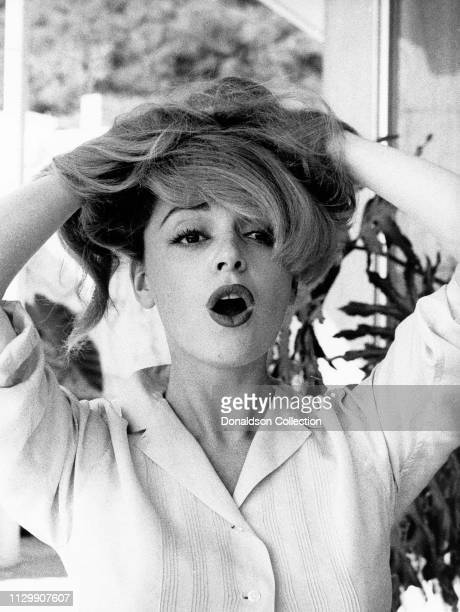 Actress Anna Maria Alberghetti in 1958