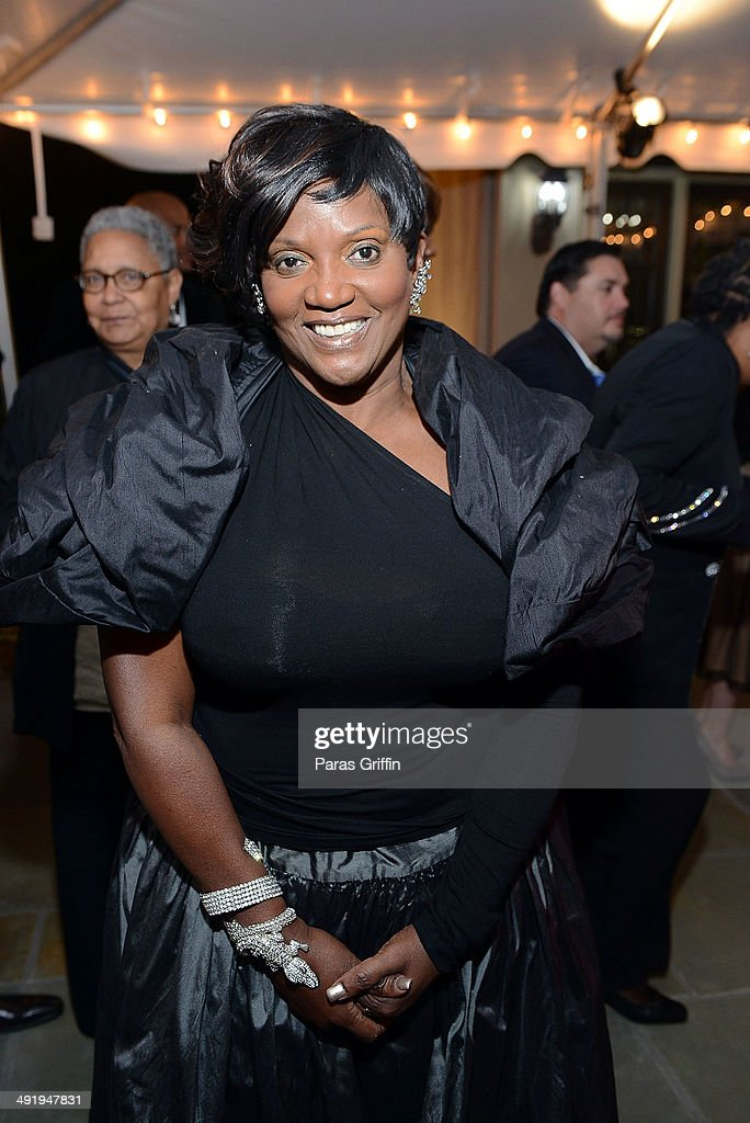 Actress Anna Maria Horsford attends 2014 Blues In The Night on May 17, 2014 in Atlanta, Georgia.