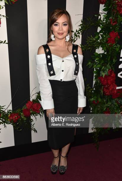 Actress Anna Maria Perez de Tagle attends the Land of distraction Launch event at Chateau Marmont on November 30 2017 in Los Angeles California