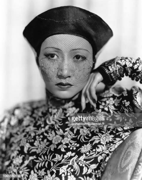 Actress Anna May Wong in a scene from the movie Limehouse Blues