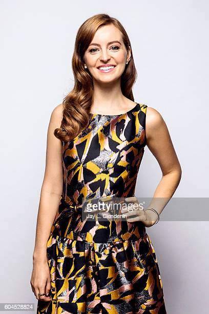 Actress Anna O'Riley of 'All I See is You' poses for a portraits at the Toronto International Film Festival for Los Angeles Times on September 12...