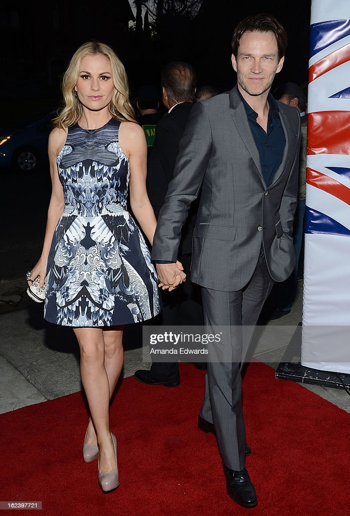 GREAT British Film Reception Honoring The British Nominees Of The 85th Annual Academy Awards