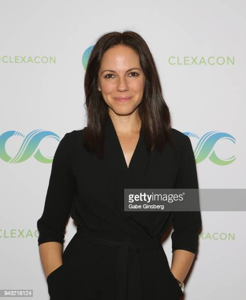 Actress Anna Silk attends the Cocktails for Change fundraiser hosted by ClexaCon to benefit Cyndi Lauper's True Colors Fund at the Tropicana Las...