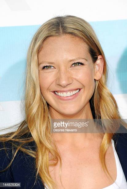 Actress Anna Torv attends the Fox 2012 Programming Presentation PostShow Party at Wollman Rink Central Park on May 14 2012 in New York City