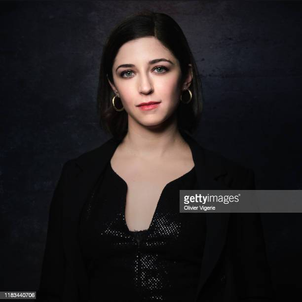 Actress Annabelle Attanasio poses for a portrait on September 10, 2019 in Paris, France.