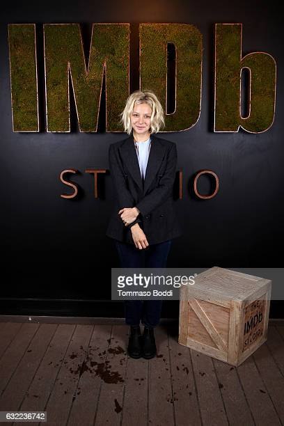 Actress Annabelle DexterJones of Cecile on the Phone attends The IMDb Studio featuring the Filmmaker Discovery Lounge presented by Amazon Video...