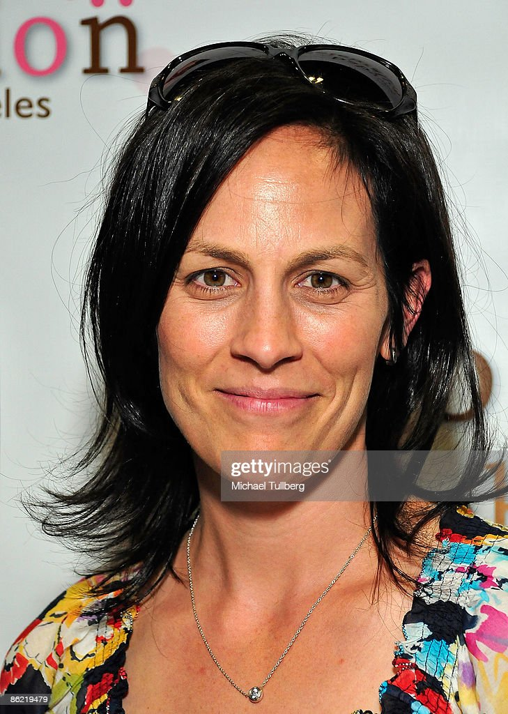 Actress Annabeth Gish arrives at theBaby & Tween Celebration trade show held at the Los Angeles Convention Center on April 25, 2009 in Los Angeles, California.