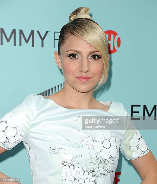 Actress Annaleigh Ashford attends the Showtime and Sony Pictures Television's 'Masters Of Sex' screening at Cary Grant Theater on May 5 2015 in...