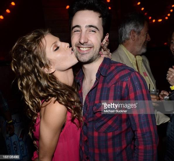josh zuckerman and annalynne mccord dating