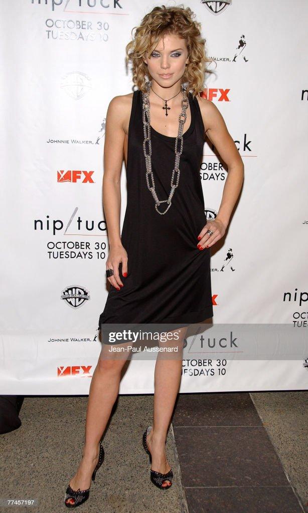 Nip/Tuck Season 5 Premiere Screening : News Photo