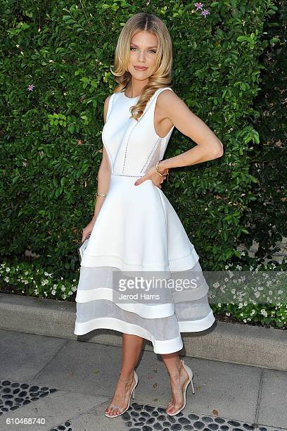 Actress AnnaLynne McCord arrives at The Rape Foundation's Annual Brunch on September 25 2016 in Beverly Hills California