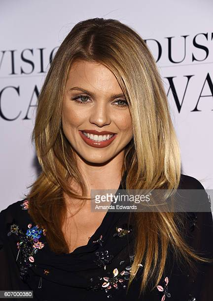 Actress AnnaLynne McCord arrives at the Television Industry Advocacy Awards at the Sunset Tower Hotel on September 16 2016 in West Hollywood...