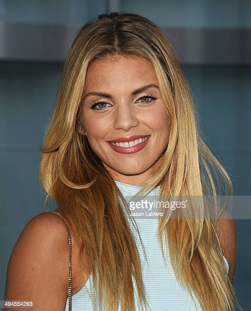 Actress AnnaLynne McCord attends the 16th From Slavery to Freedom gala at Skirball Cultural Center on May 29, 2014 in Los Angeles, California.