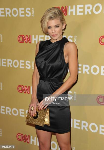 Actress AnnaLynne McCord attends the 2009 CNN Heroes Awards held at The Kodak Theatre on November 21 2009 in Hollywood California 19284_003_JS_0335jpg