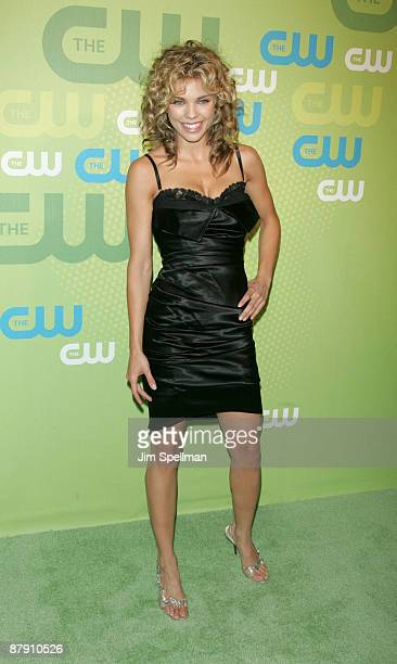 Actress AnnaLynne McCord attends the 2009 The CW Network UpFront at Madison Square Garden on May 21 2009 in New York City