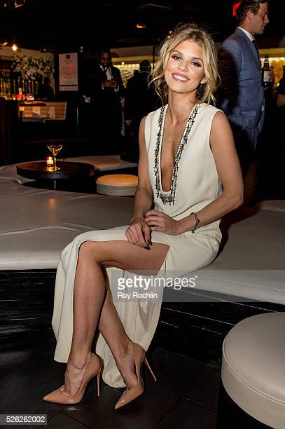 Actress AnnaLynne McCord attends The Creative Coalition's Night Before Dinner at The Supper Suite by STK on April 29 2016 in Washington DC