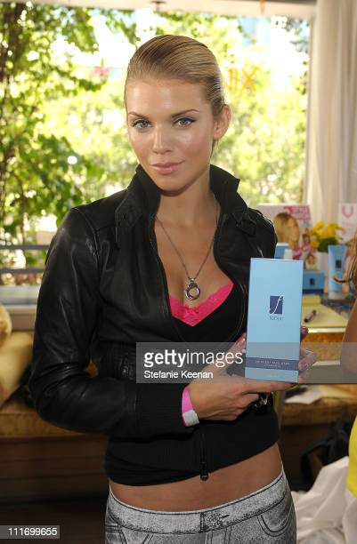Actress AnnaLynne McCord attends The Suite Life Skybar Emmy Suites at SkyBar on September 18 2009 in West Hollywood California