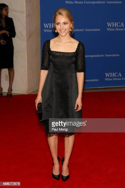 Actress AnnaSophia Robb attends the 100th Annual White House Correspondents' Association Dinner at the Washington Hilton on May 3, 2014 in...