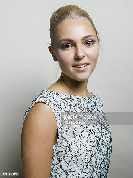 Actress Annasophia Robb is photographed for Self Assignment on September 11 2012 in New York City